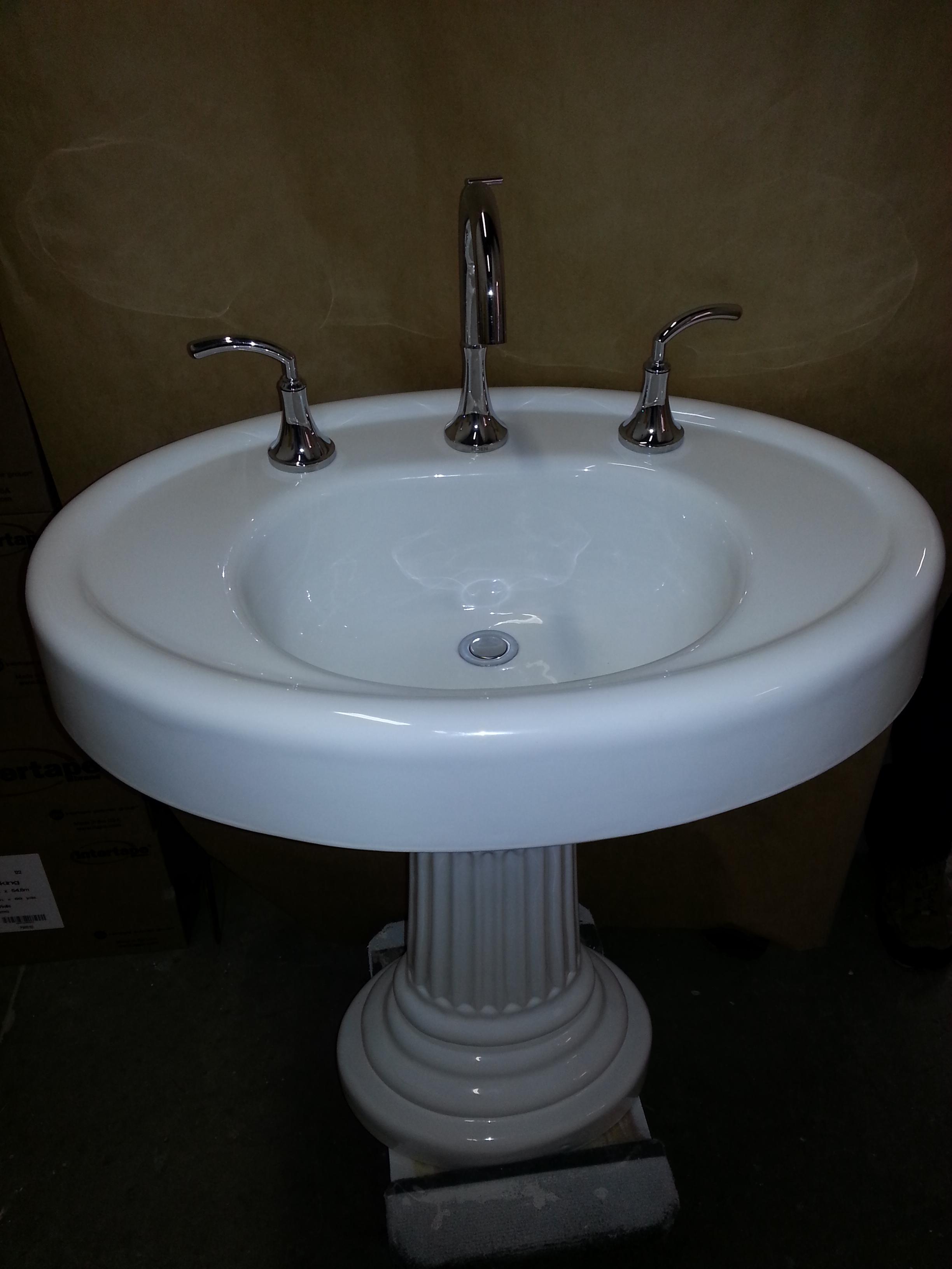 Product For Sale ARK Porcelain Refinishing - Refinish chrome bathroom fixtures